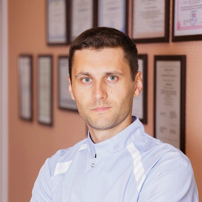 ИЛЛЮЧОК Александр Сергеевич Отделение ортопедии