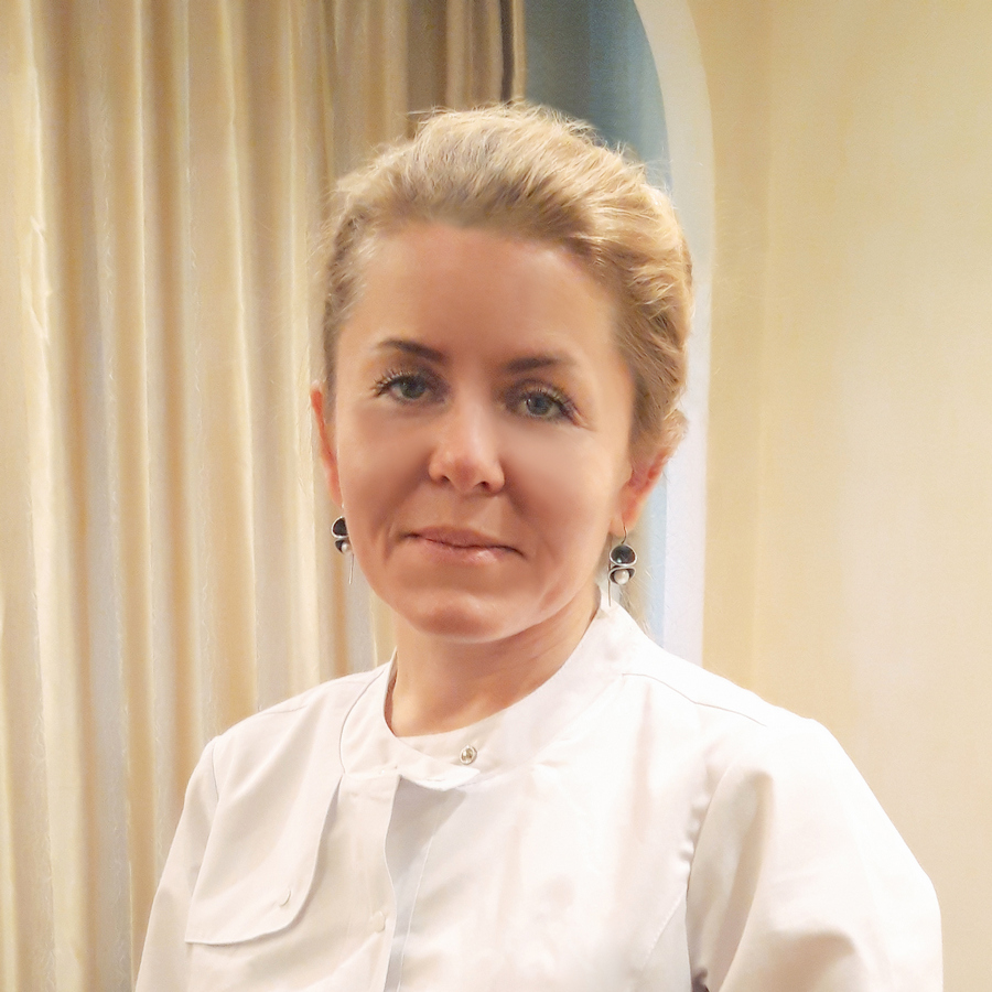 Цьоха Инна Олеговна